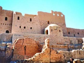 Trip to St. Simeon Monastery