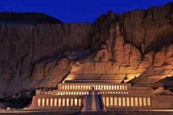 Pyramids & The Nile