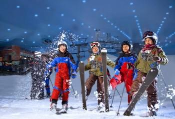 Polar Express Ski Cairo Egypt